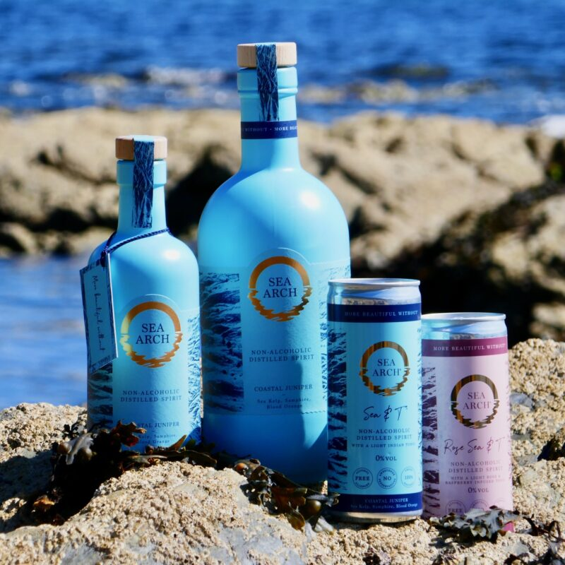 Janey Loves 2021 Platinum Awards – Sneak Preview…. Sea Arch Drinks
