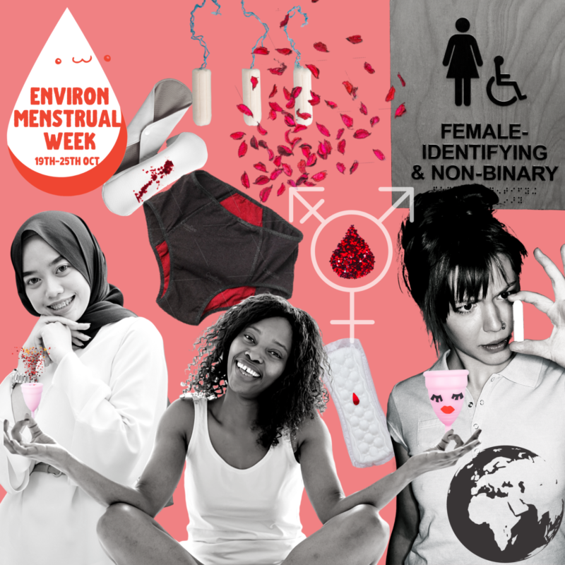Environmenstrual‌ ‌Week 2020 – Plastic and Toxic Free Period