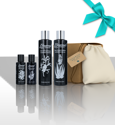 Win Hair and Body Gift Set From Beyond Organic Skincare Worth £28!