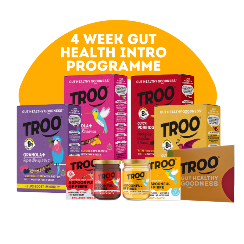 Win a Troo Gut Health Introduction Programme worth £100!