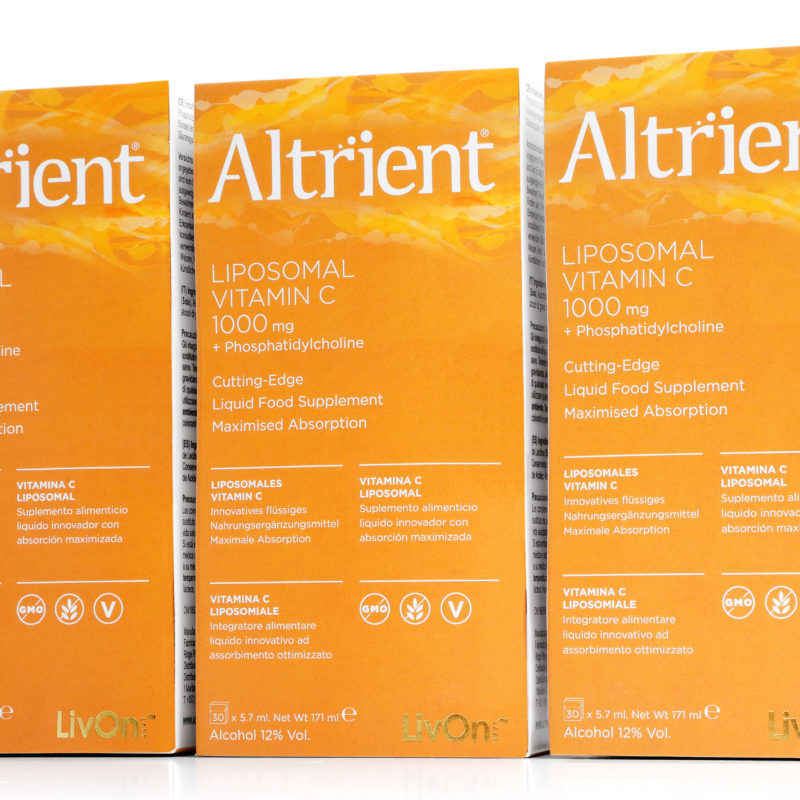 Win a 3 month supply of Altrient vitamin C!