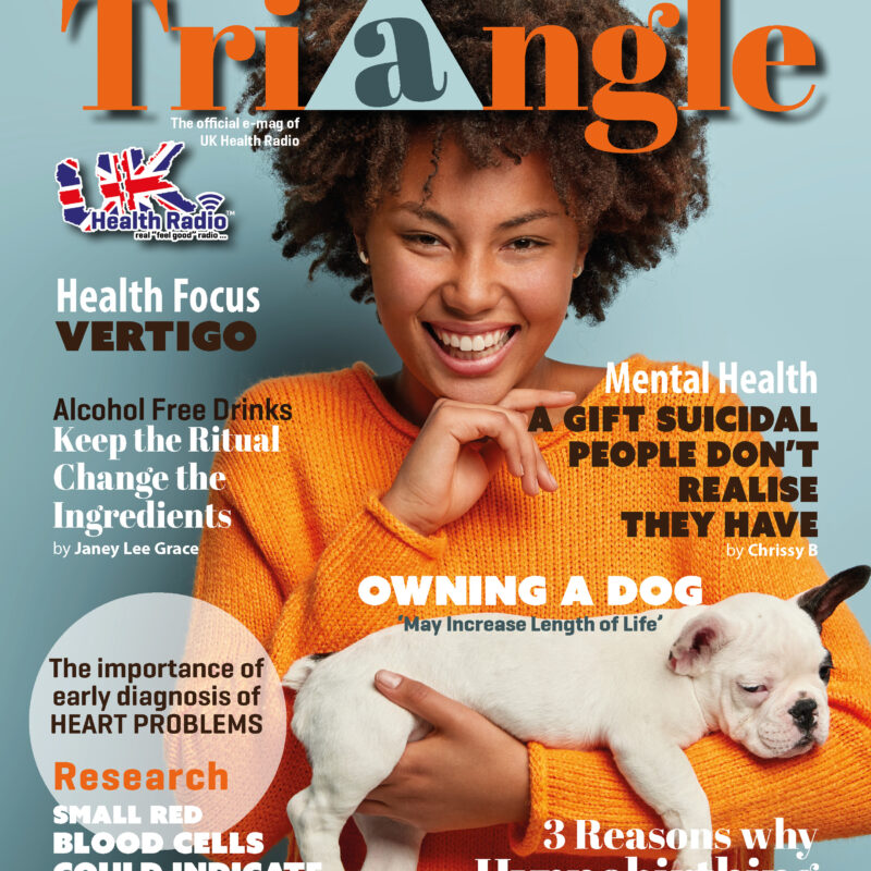 2020 Awards & Alcohol Free Glee in August Health Triangle Magazine