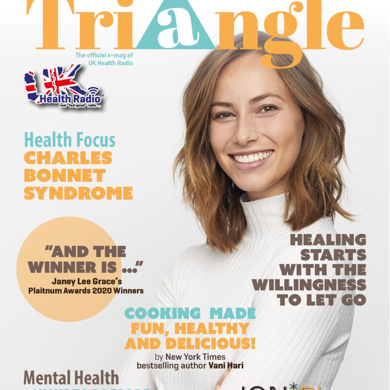 2020 Award Winners in October Health Triangle Magazine!