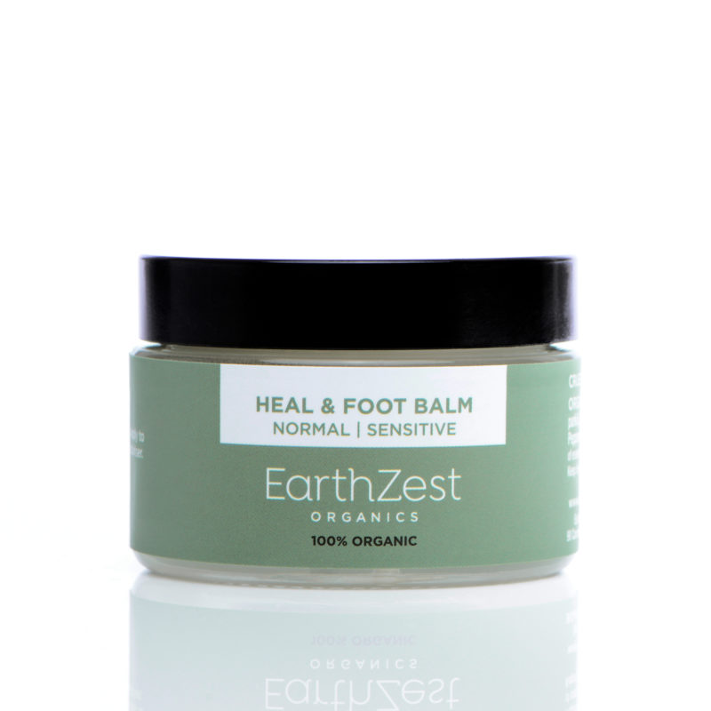 Win a jar of EarthZest's best-selling Heal & Foot Balm worth £13.99!