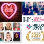 Hello Love 2019 Awards