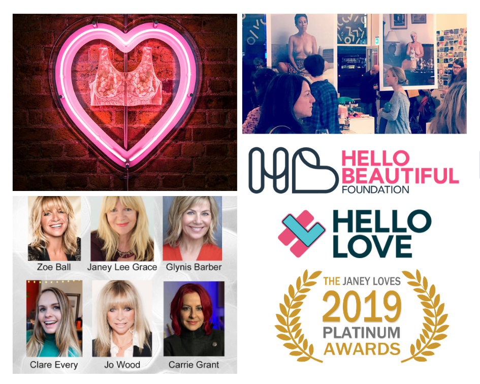 2019 Platinum Awards Pop-up shop with Hello Love