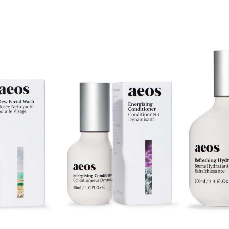 Win a Time Saver Kit from AEOS energised organics worth £224!