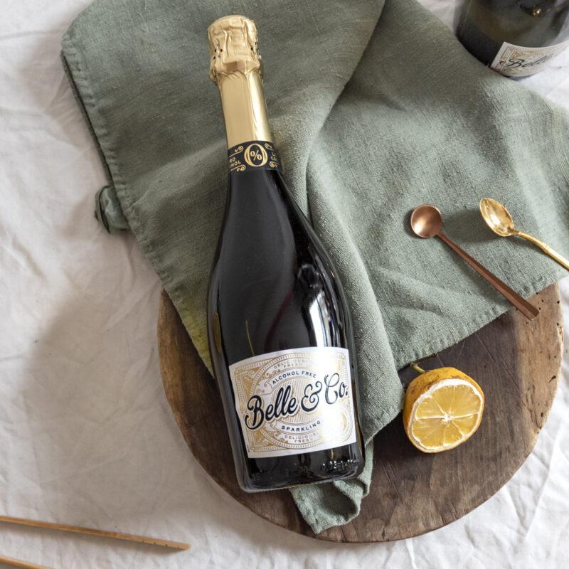 Win a 6-bottle case of Belle & Co. Sparkling 0.00%
