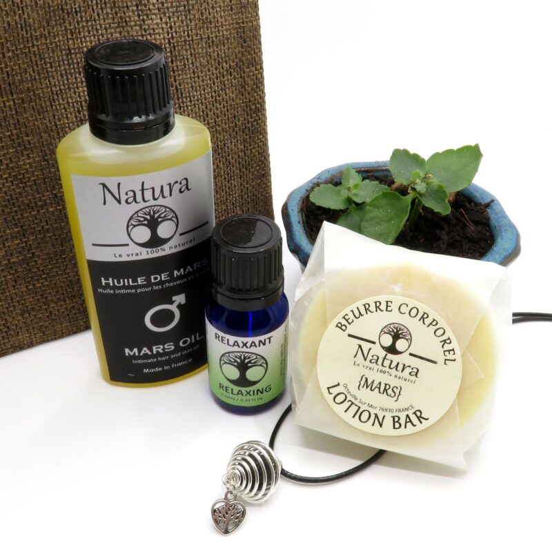 Win a Natura Mars Relaxing Aromatherapy and Skincare Gift Set worth £33!