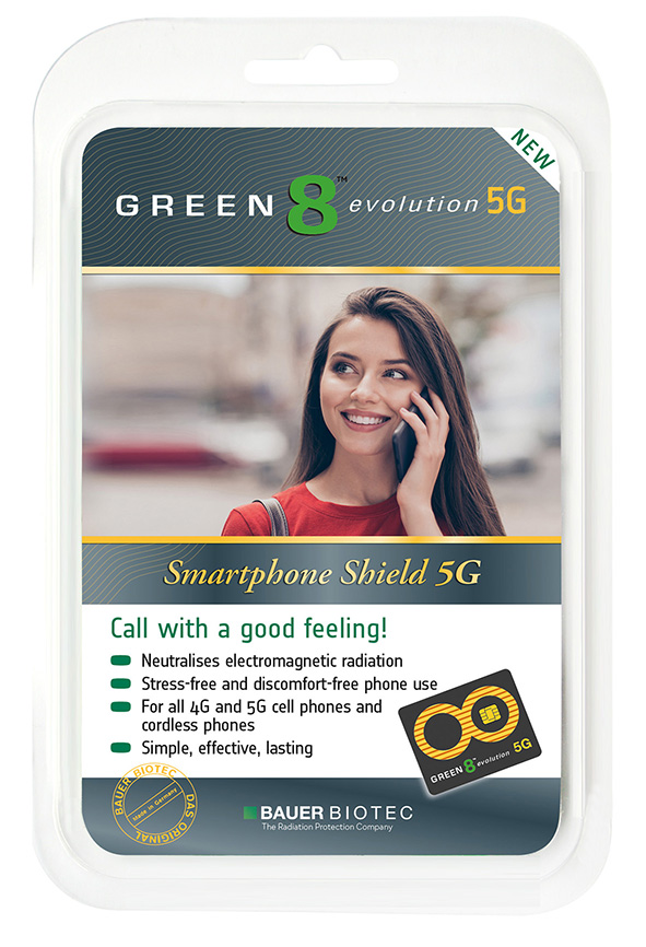 Win 1 of 3 GREEN 8 evolution 5G worth £38.00 each!