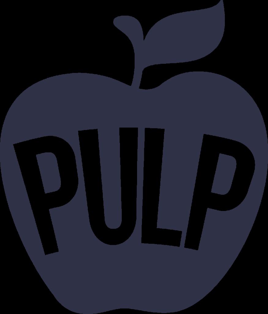 PULP Logo Dark Blue