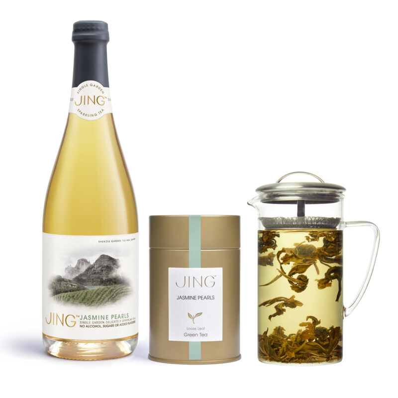 Win the ultimate single garden tea gift pack from JING Tea worth £59.95!
