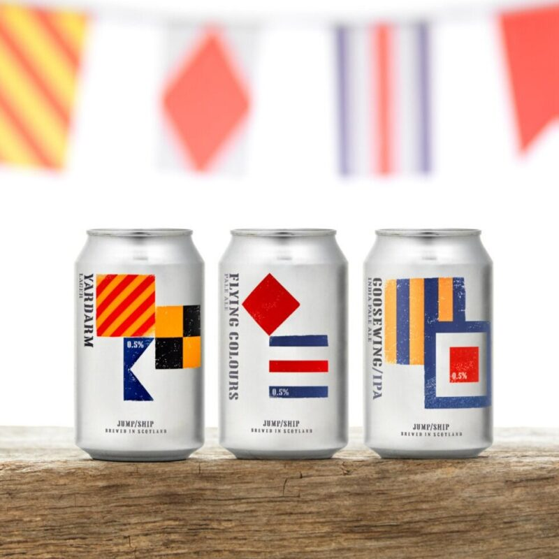 Jump Ship for full-flavoured, alcohol-free beer!