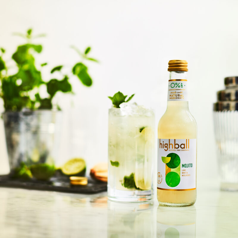 Your Favourite Cocktails Alcohol Free