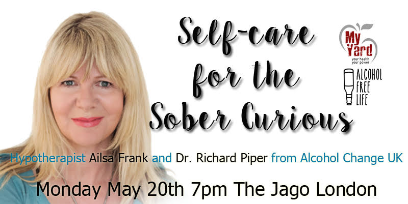 Join us for Self-Care for the Sober Curious
