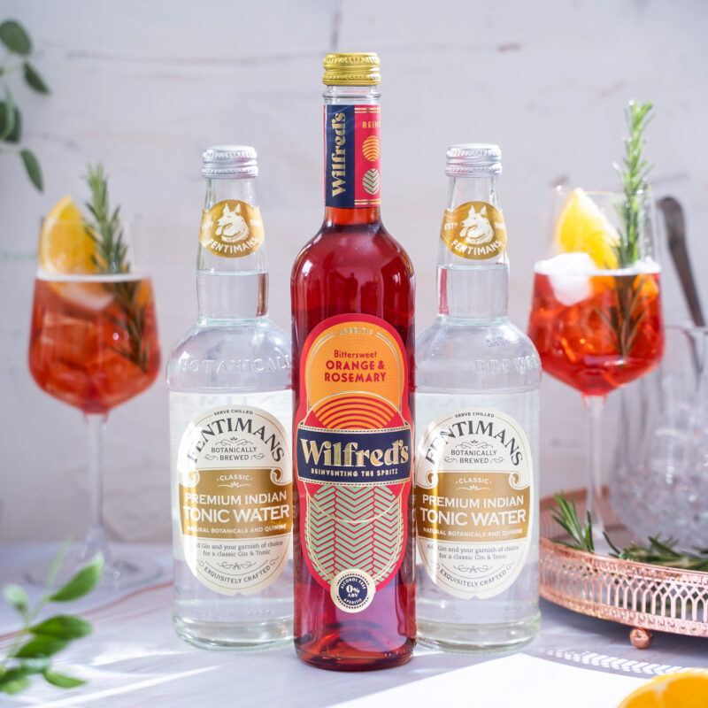 Win a *Spritz Gift Set* from Wilfred's Non-Alcoholic Aperitif worth £30