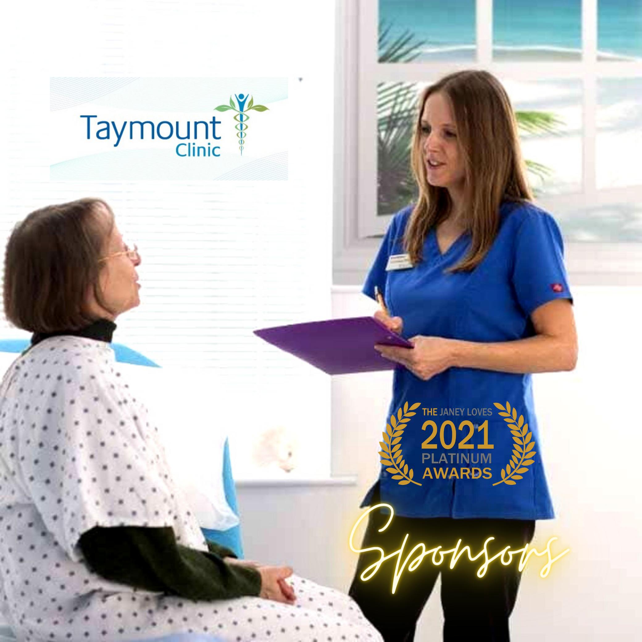 Taymount Sponsors