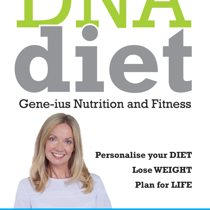 WIN a copy of the groundbreaking new 2019 diet book The DNA Diet published by Caroline Press