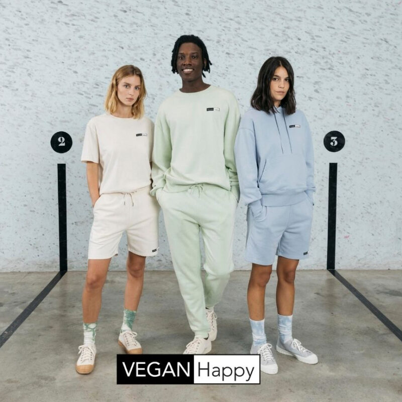 2 x £50 VEGAN Happy Clothing Vouchers to be WON!