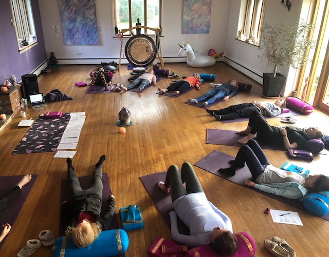 Yoga at Sobriety Rocks Retreat (1)