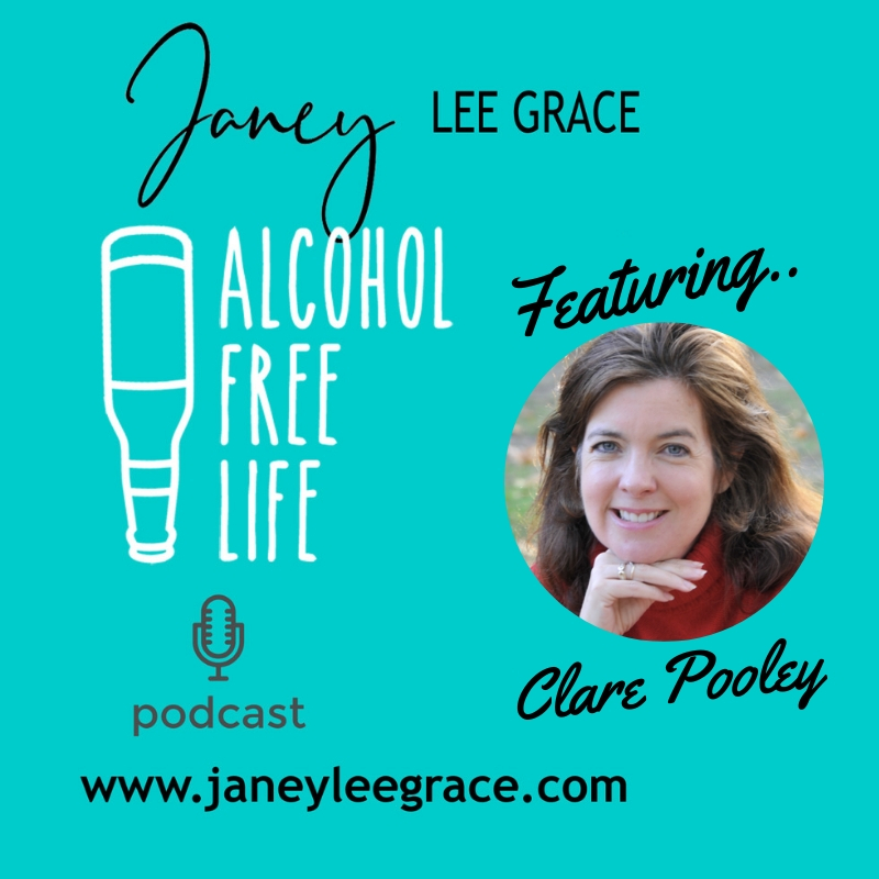alcohol free life guest pic clare pooley