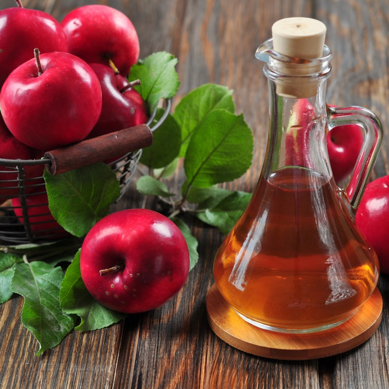 Vinegar without the chips …