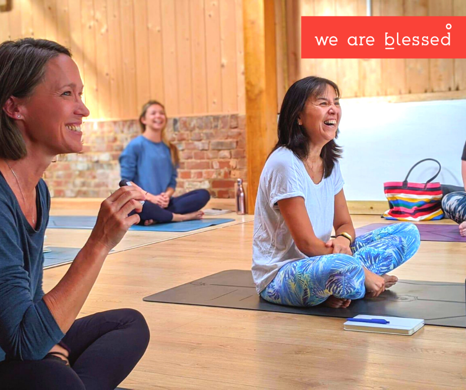 28 Days to transform with Blessed Yoga