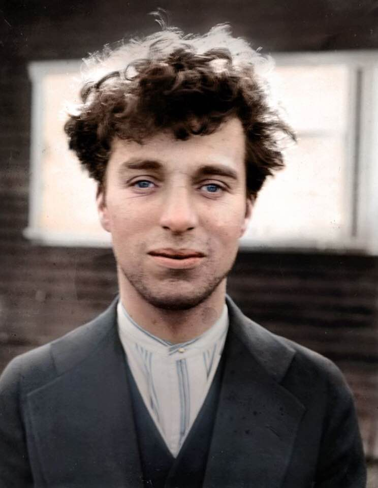 What can Charlie Chaplin teach us about love?