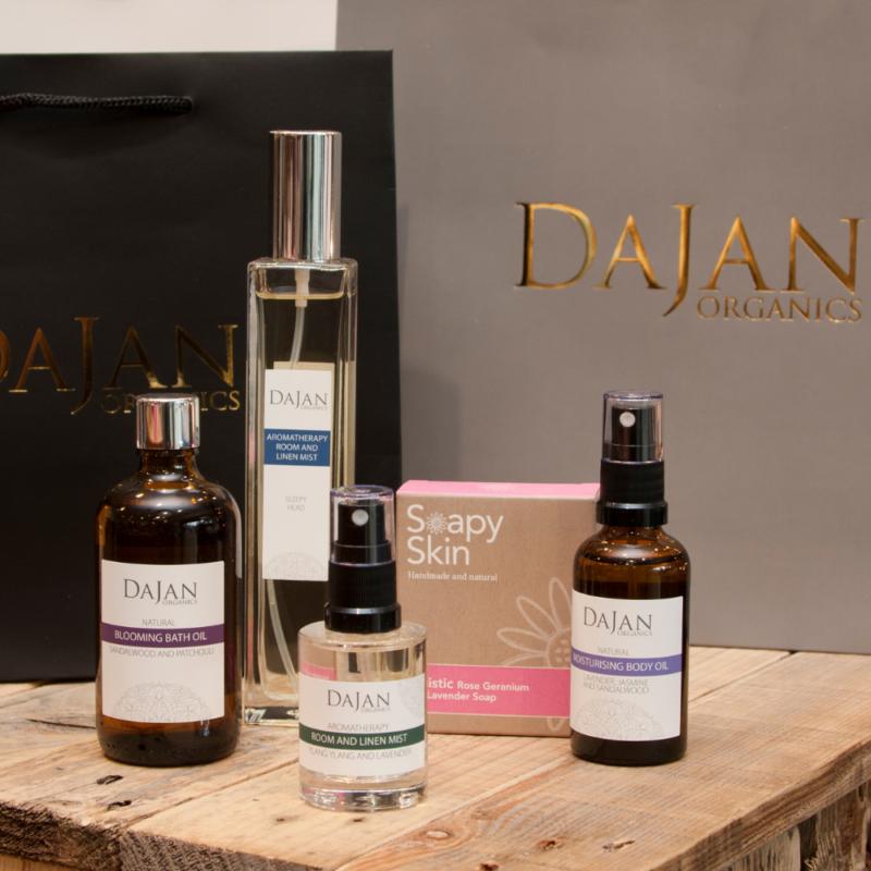 Win Dajan Organics Wellbeing Collection!