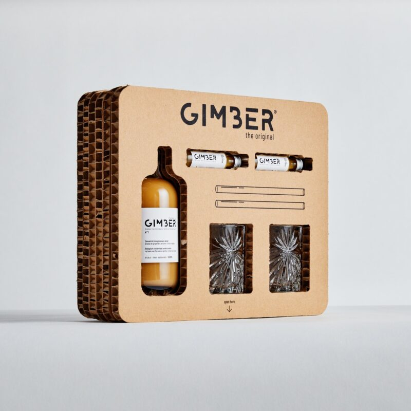 Win an exclusive GIMBER gift box!