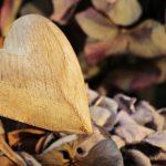 heart wooden