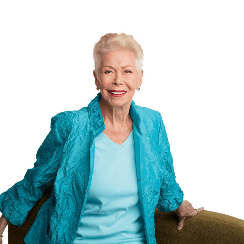 The Legacy of Louise Hay and A Reminder to Look In The Mirror