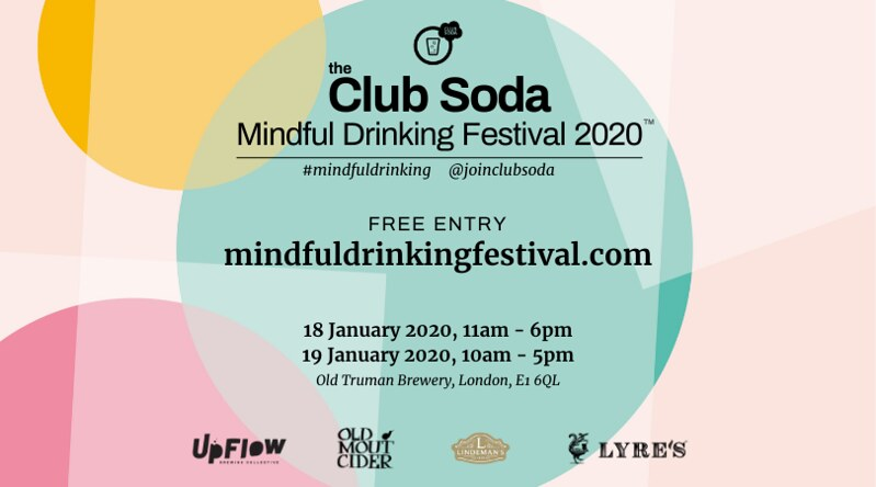 Meet me at the Mindful Drinking Festival