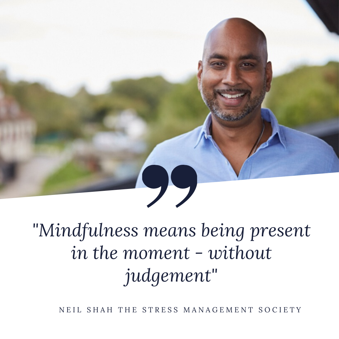 neil shah quote