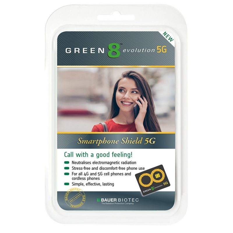 Win 1 of 2 NEW GREEN 8 evolution 5G worth £37.00 each!