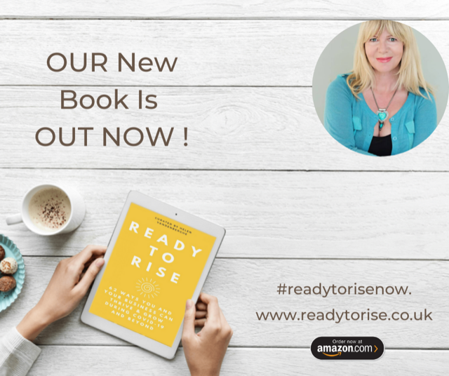 Ready to Rise? I'm one of the authors of a best selling book