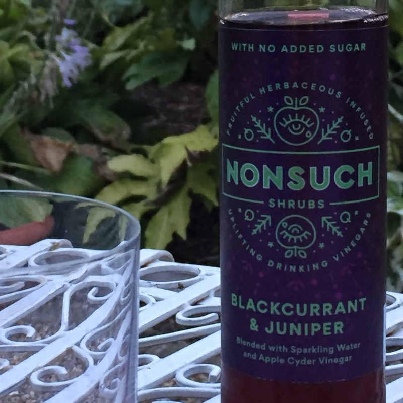 Win a mixed case of Nonsuch Shrubs worth £42.00!