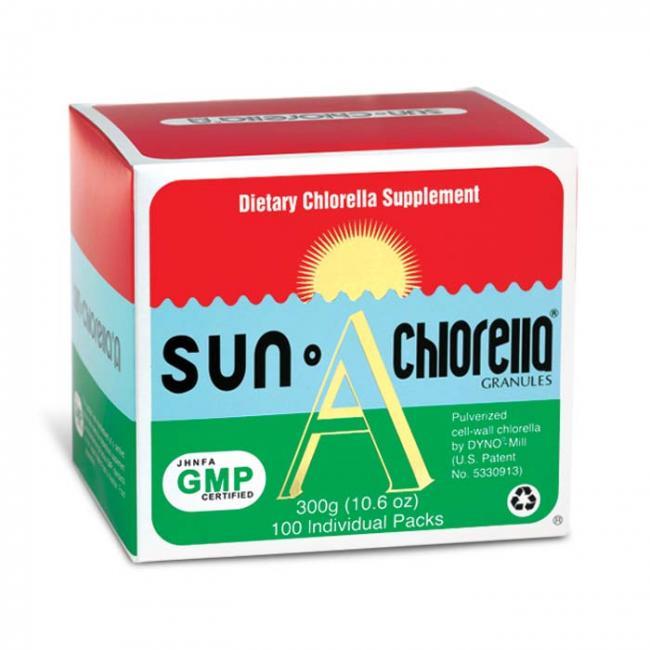sun_cholorella_granules_300g