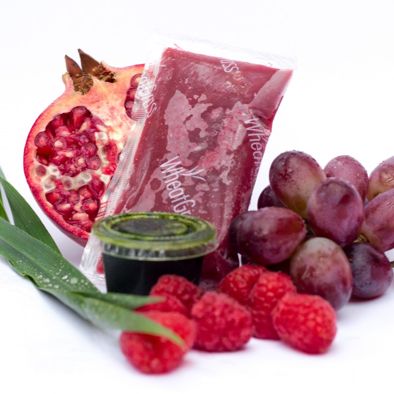 Yum… Healthy Superfood Slushies