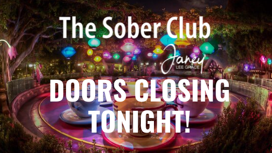 Sober Curious? Ditched the booze? Grab some free gifts when you join The Sober Club
