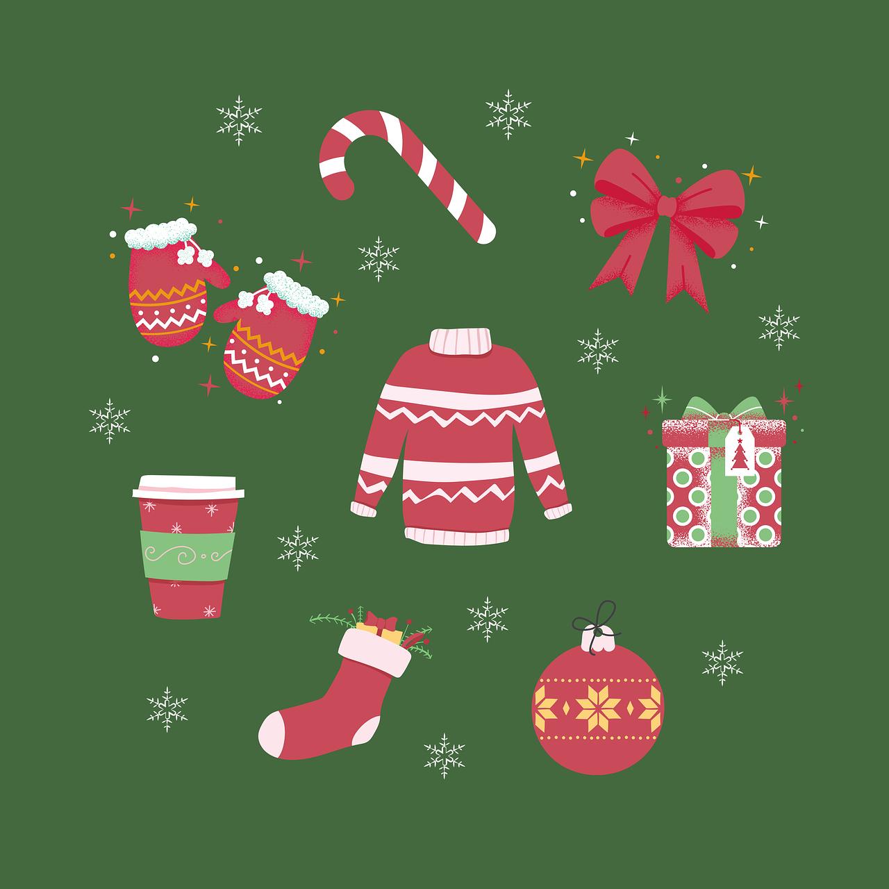 xmas humbugs and gifts